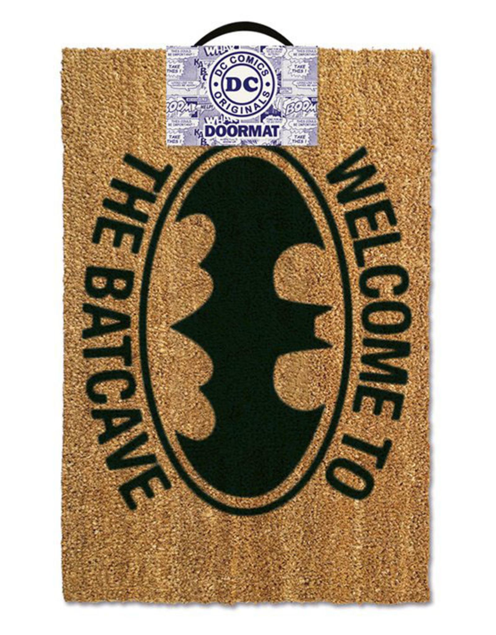 BATMAN Doormat 40x60 - Welcome to the Batcave