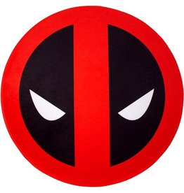 DEADPOOL - Microfiber mat - 80cm diameter - Deadpool Face