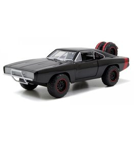 Jada Toys FAST & FURIOUS Diecast Model 1:24 - 1970 Dodge Charger