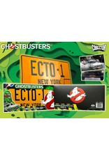 Doctor Collector GHOSTBUSTERS License Plate  Replica 1/1 - Dennis ECTO-1