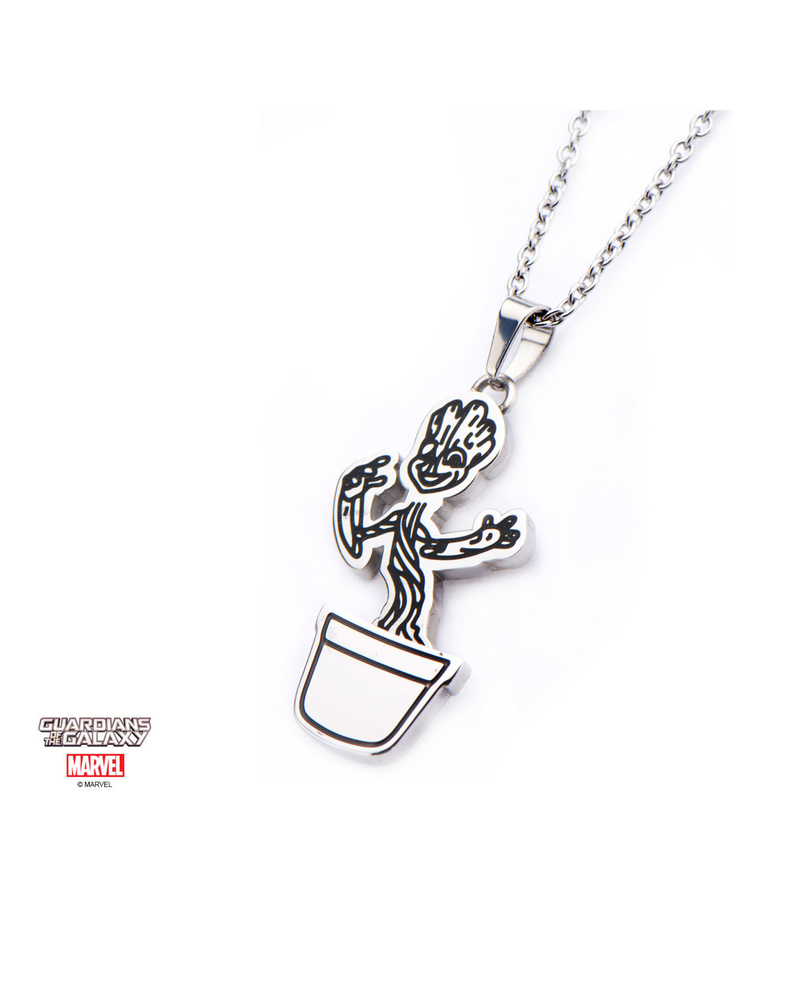GUARDIANS OF THE GALAXY - Groot Pendant with Chain