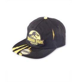 JURASSIC PARK - Ripped snapback cap