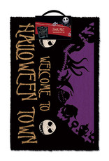 THE NIGHTMARE BEFORE CHRISTMAS Doormat 40x60 - Halloween Town