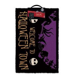 THE NIGHTMARE BEFORE CHRISTMAS Doormat 40x60 - Halloween Town