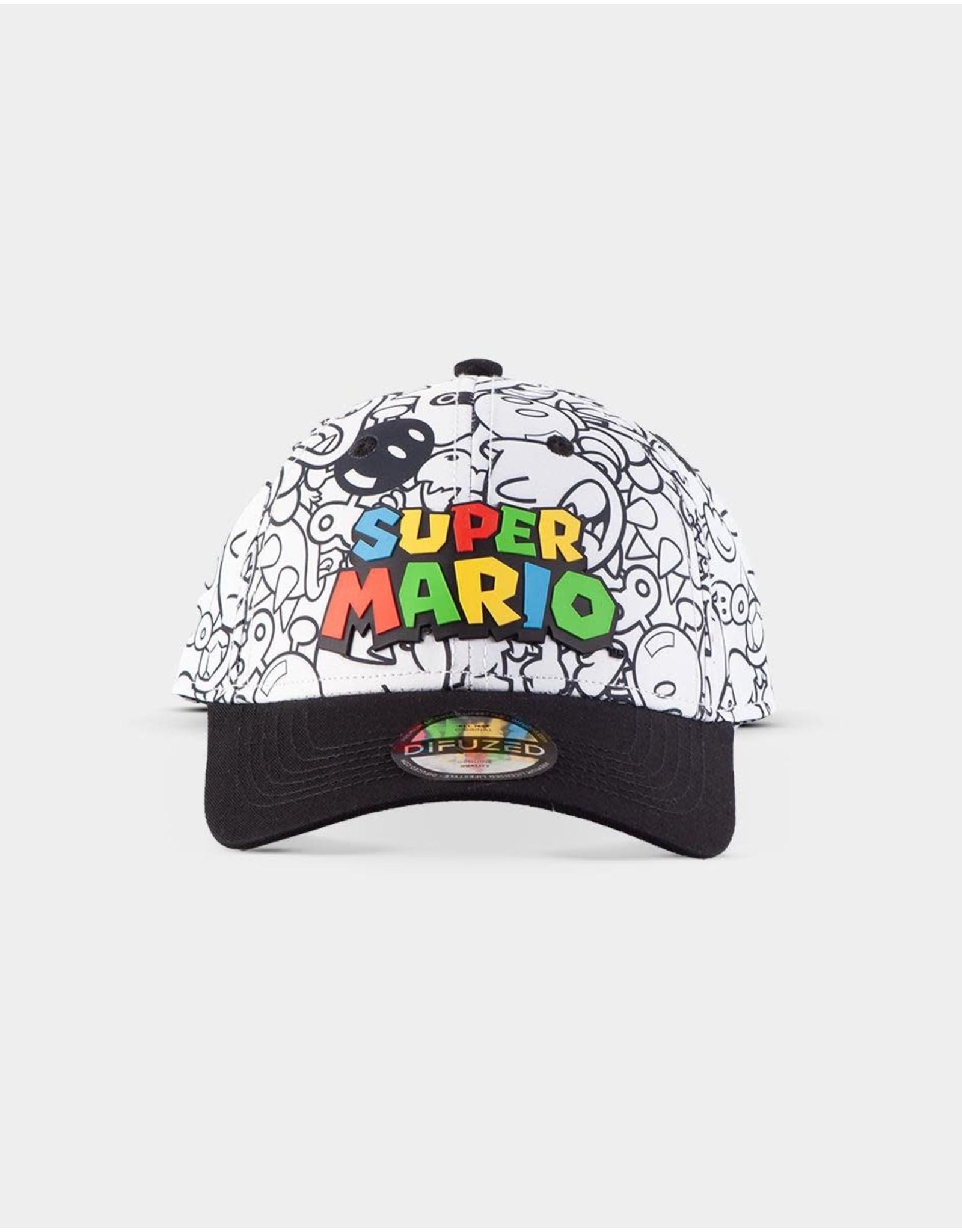 SUPER MARIO Villains - Cap