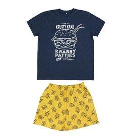 SPONGEBOB SQUAREPANTS - Pyjama Krabby Patties - (L)