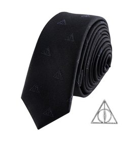 HARRY POTTER - Necktie Deathly Hallows Deluxe Box Set