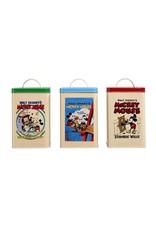Funko MICKEY MOUSE Kitchen Storage 3 Piece Set - Retro Posters