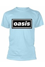 OASIS - T-Shirt IN A TUBE- Definitely Maybe (S)