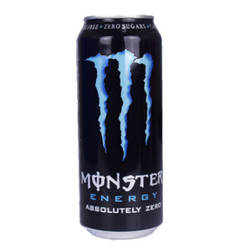 Monster Energy Company MONSTER ENERGY Absolute Zero 50cl
