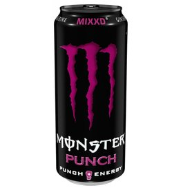Monster Energy Company MONSTER ENERGY Punch Mixxd 50cl