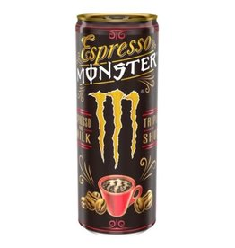 Monster Energy Company MONSTER ENERGY Espresso and Milk