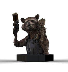 Semic Distribution GUARDIANS OF THE GALAXY - Rocket & Groot Bust