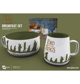 GBEye LORD OF THE RINGS Breakfast Set - Fellowship