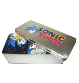 SONIC - Pack 3 Socks in a Tin (41-46)