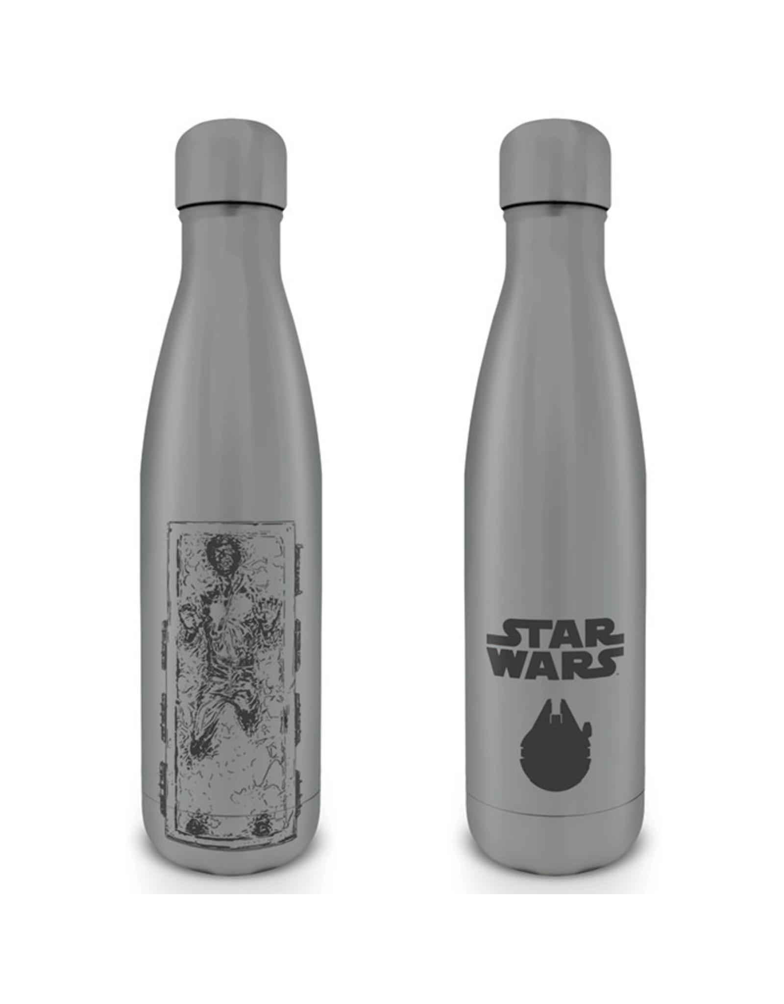 STAR WARS - Metal Bottle - Han Carbonite - 500ml