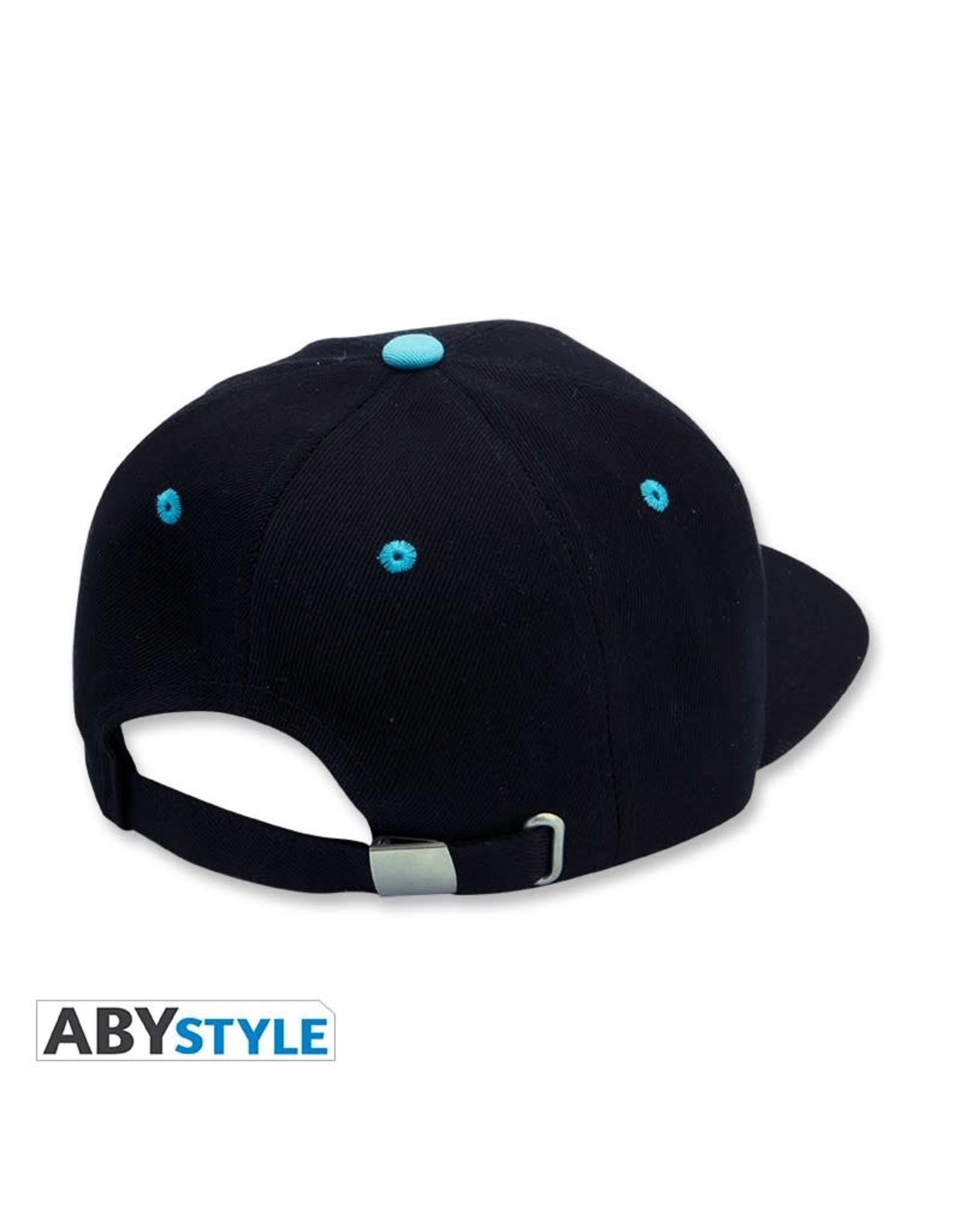 HEARTHSTONE - Snapback cap - Black - Rosette