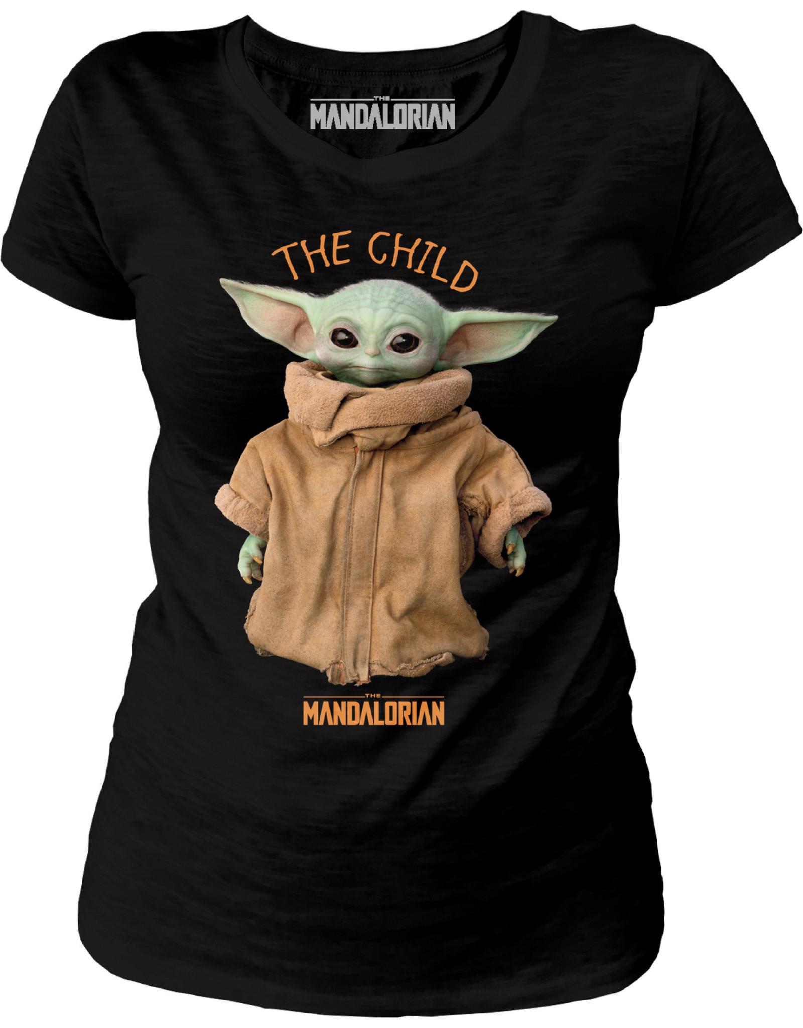 MANDALORIAN T-Shirt Girl (M) - The Child So Small