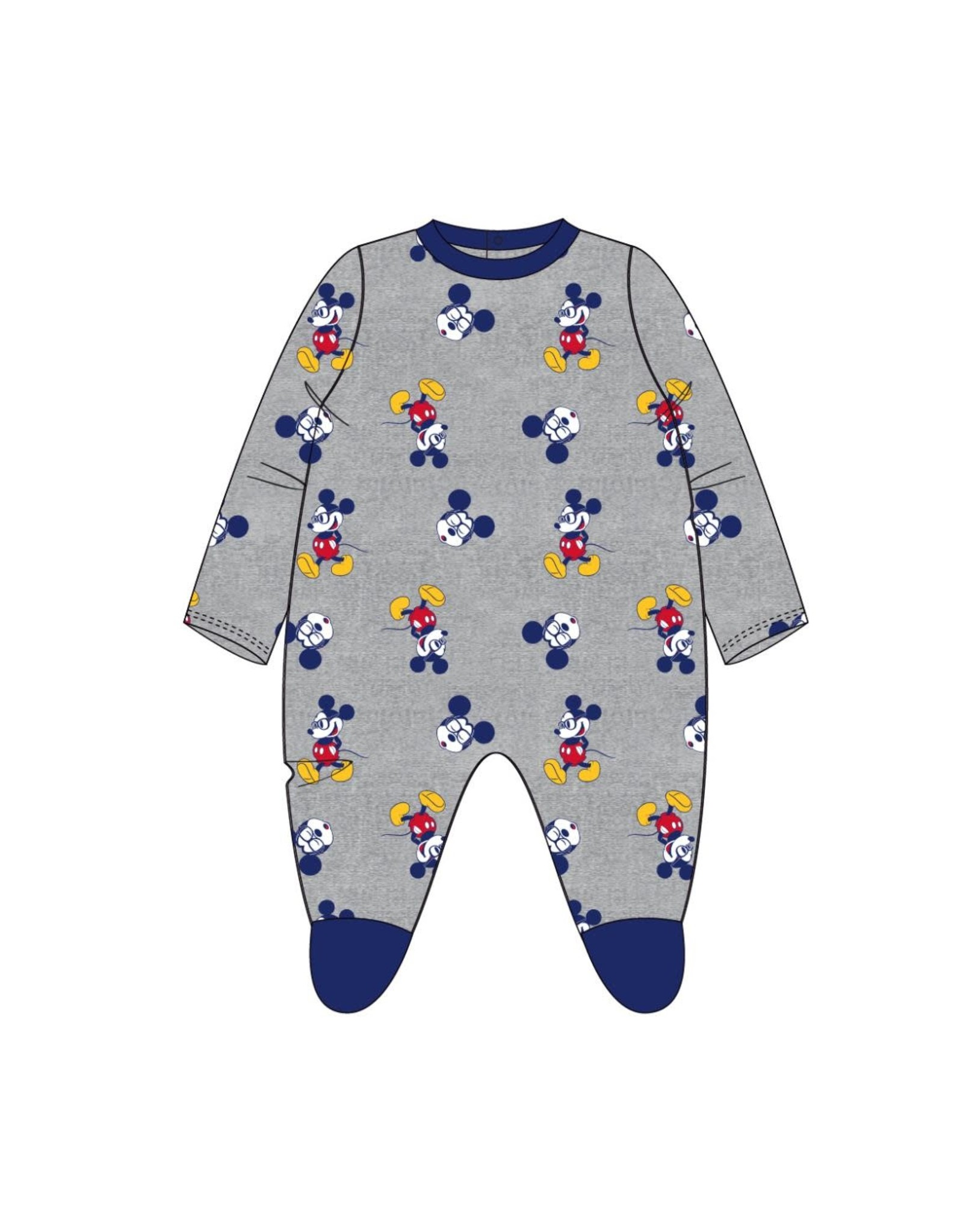 MICKEY MOUSE Baby Rompers - 6M