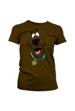 SCOOBY-DOO - T-Shirt Scooby Doo Face - GIRL (M)