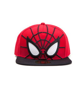 SPIDER-MAN - Cap - 3D Snapback With Mesh Eyes