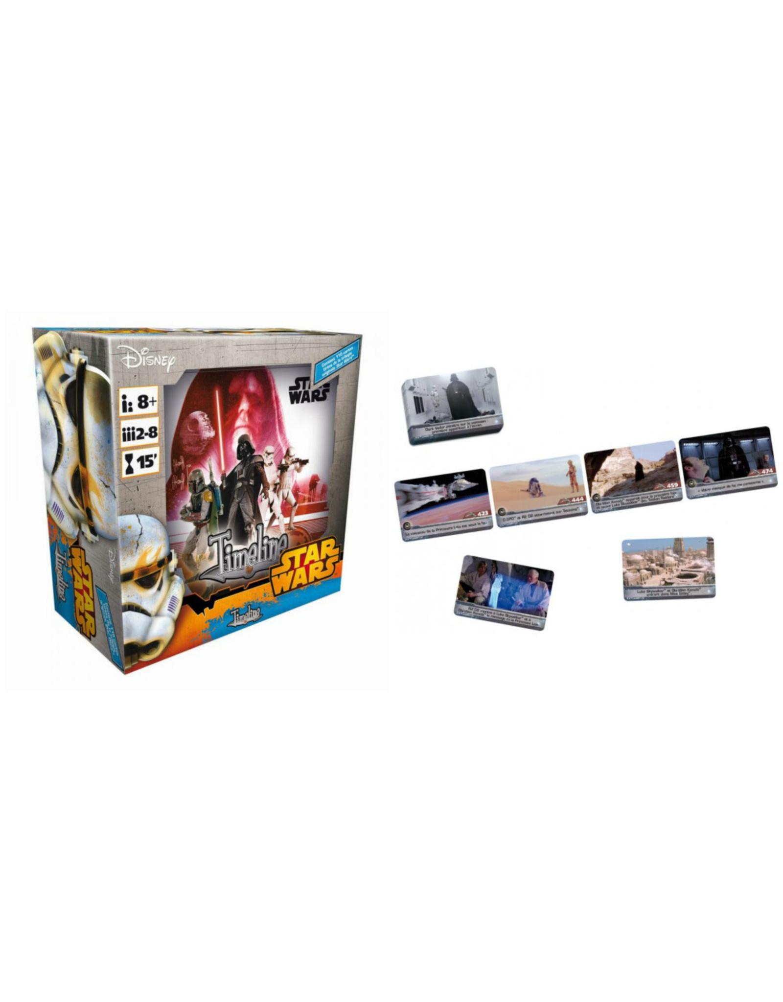 STAR WARS - Time Line - Star Wars I