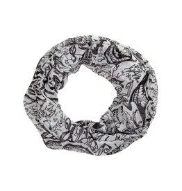 SUICIDE SQUAD - Infinity Tattoo Viscose Scarf