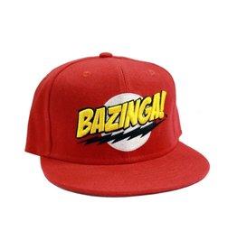 THE BIG BANG THEORY - Cap - Bazinga