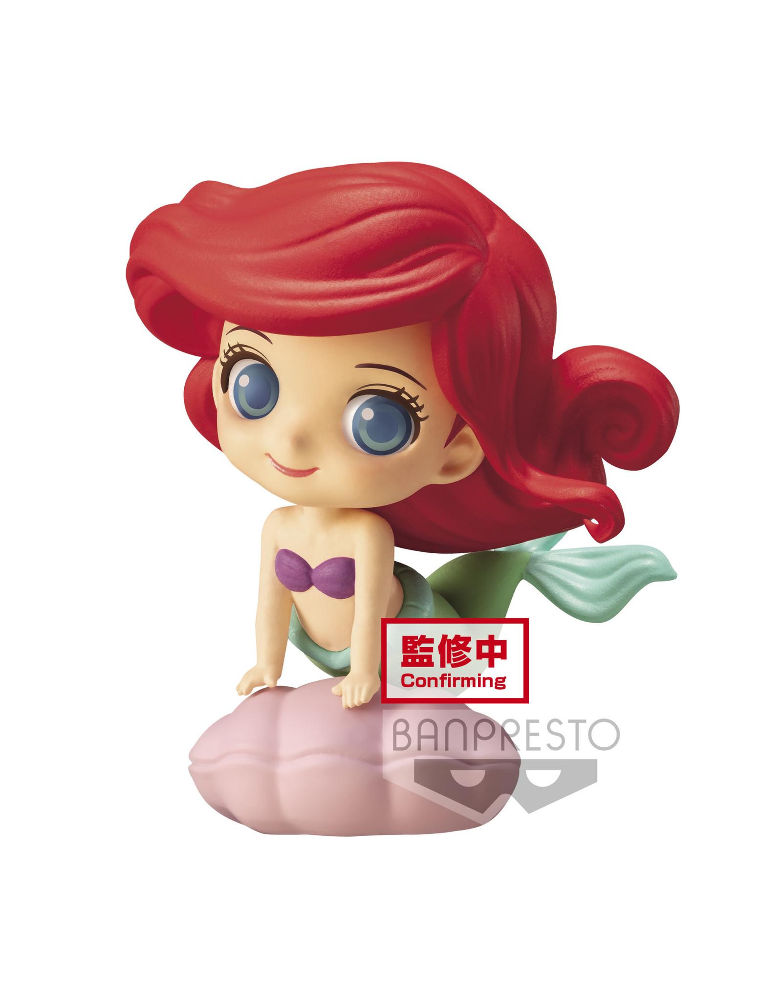 Banpresto DISNEY Q Posket Sweetiny Petit Figure  6cm - Ariel vol.1