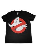 GHOSTBUSTER - T-Shirt KIDS Logo Distressed (10 Years)