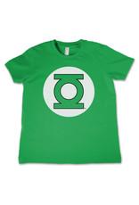 GREEN LANTERN - T-Shirt KIDS Logo Green (6 Years)