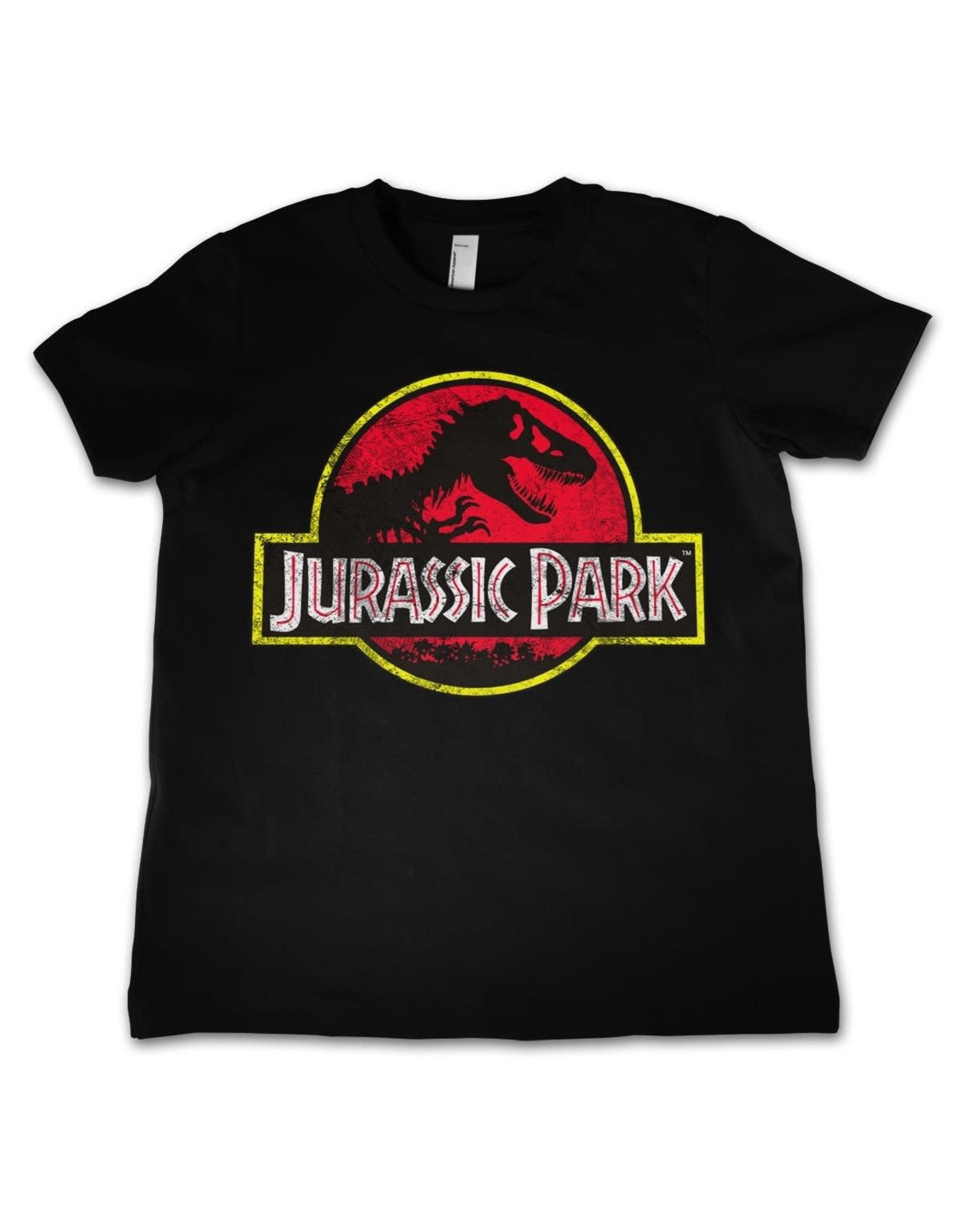 JURASSIC PARK - T-Shirt KIDS Logo Distressed (4 Years)