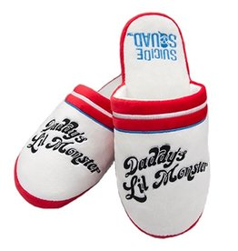 SUICIDE SQUAD - Mule Slippers - Harley Quinn (38-40)