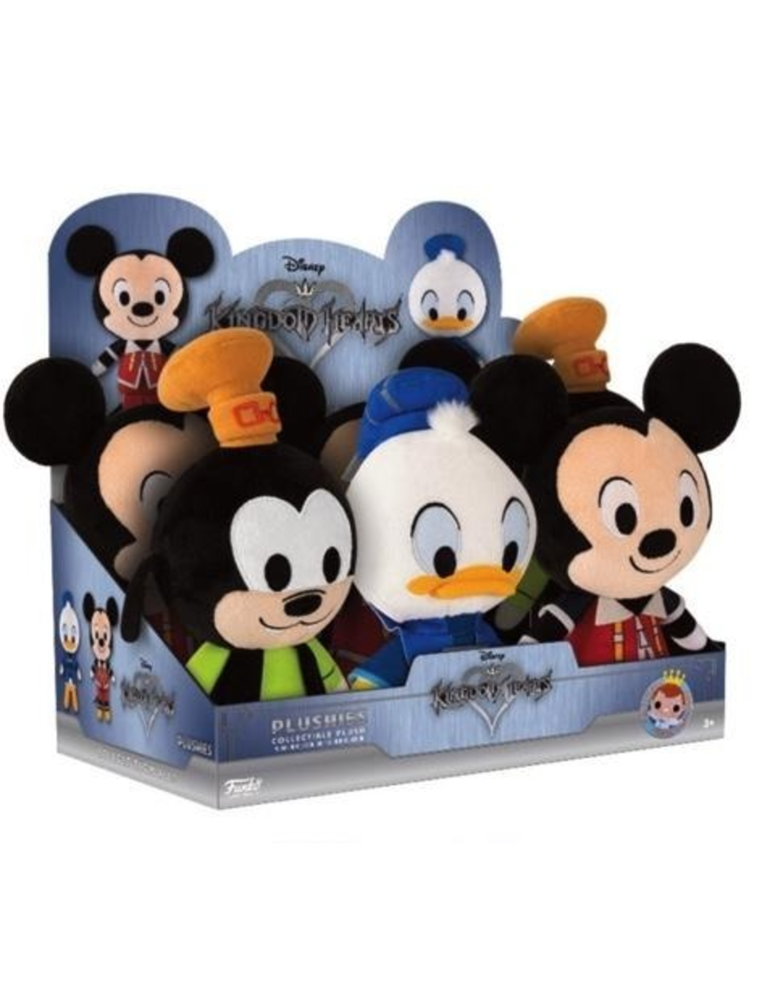 DISNEY - Kingdom Hearts Plush 18cm - Donald