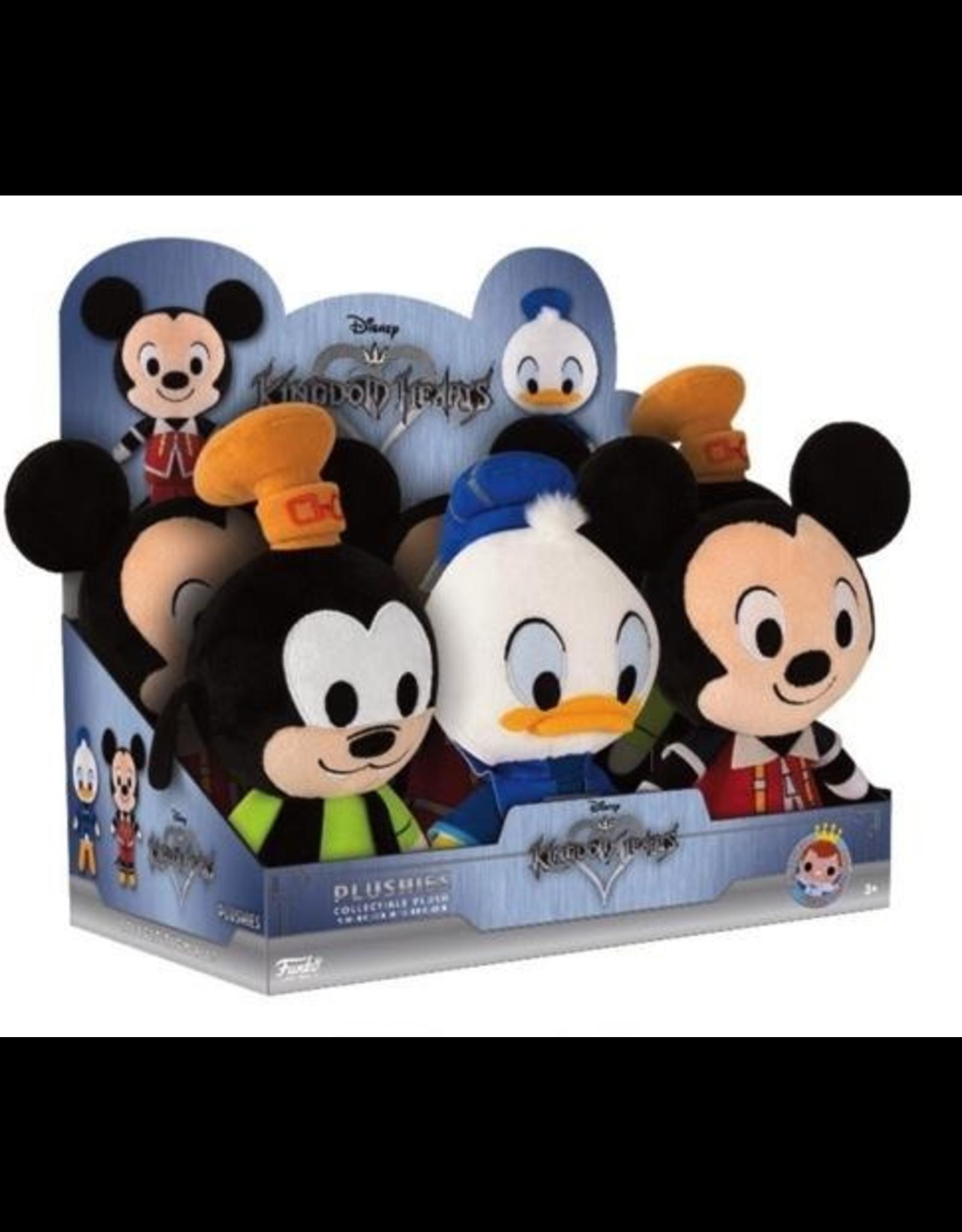 DISNEY - Kingdom Hearts Plush18cm - Goofy