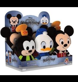 DISNEY - Kingdom Hearts Plush18cm - Mickey