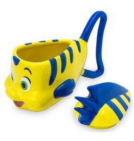THE LITTLE MERMAID 3D Mug 230 ml - Flounder