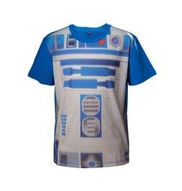 STAR WARS - T-Shirt R2-D2  KIDS (146/152)