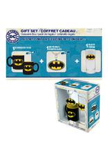 BATMAN Gift Box - Glass+ Keychain + Mini Mug