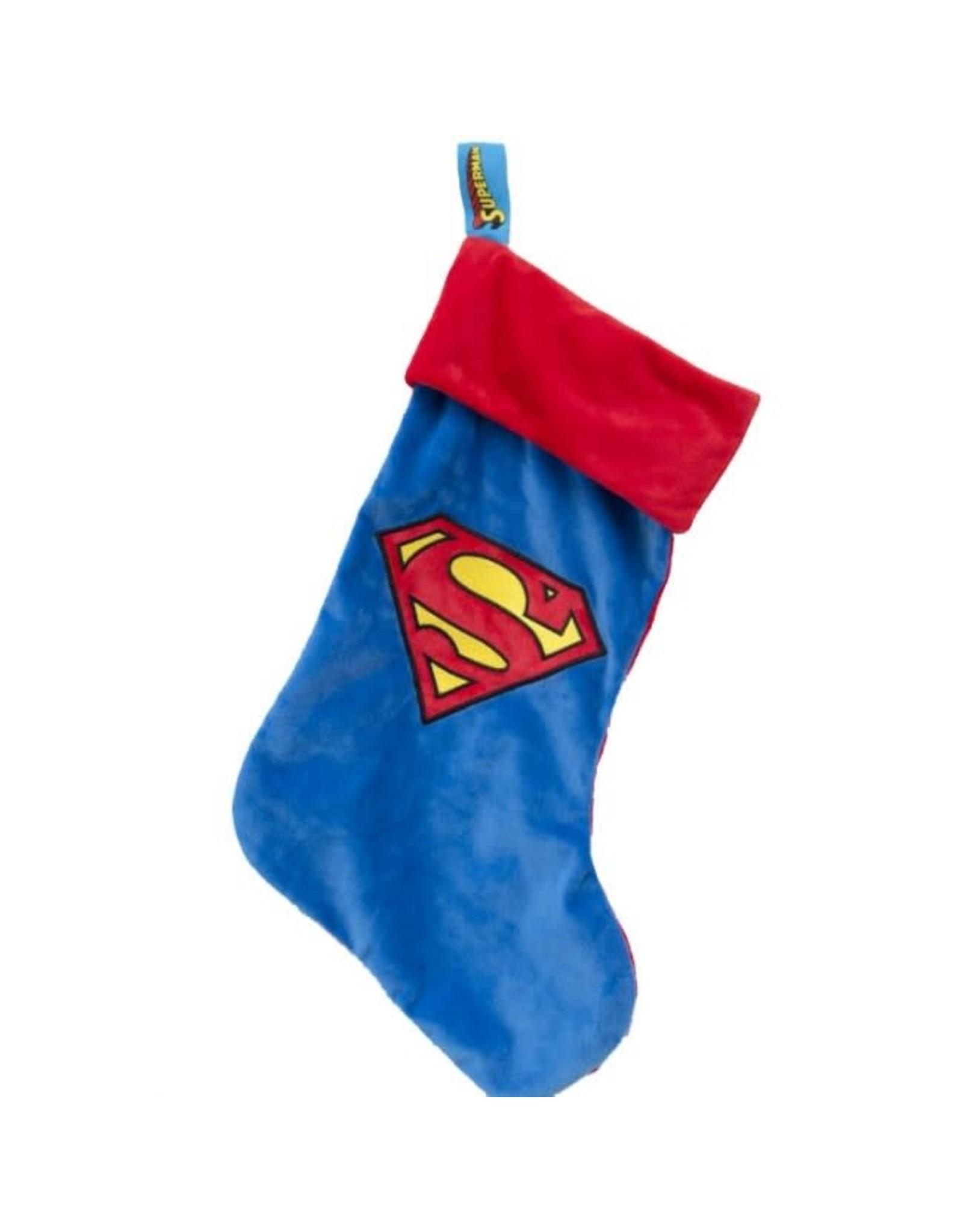 DC COMICS - Christmas Stocking 47x30cm - Superman