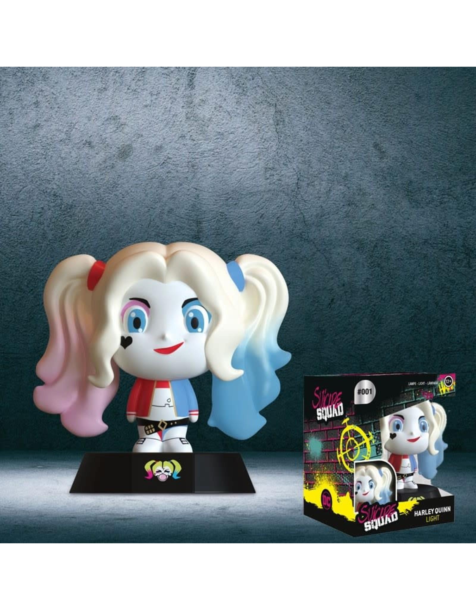 Paladone DC COMICS - Moderne Harley Quinn Icon Light - 10cm