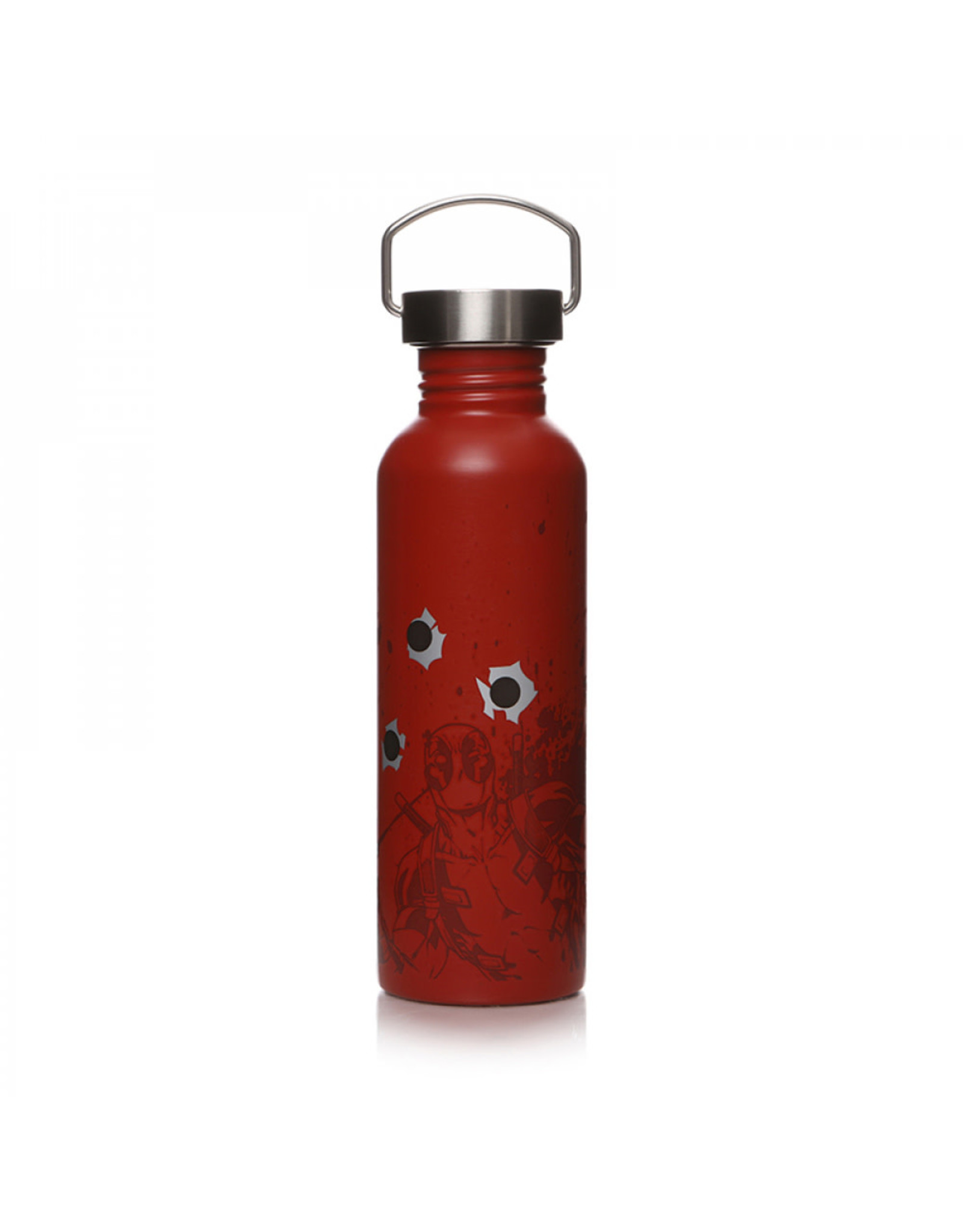 DEADPOOL - Metal Bottle