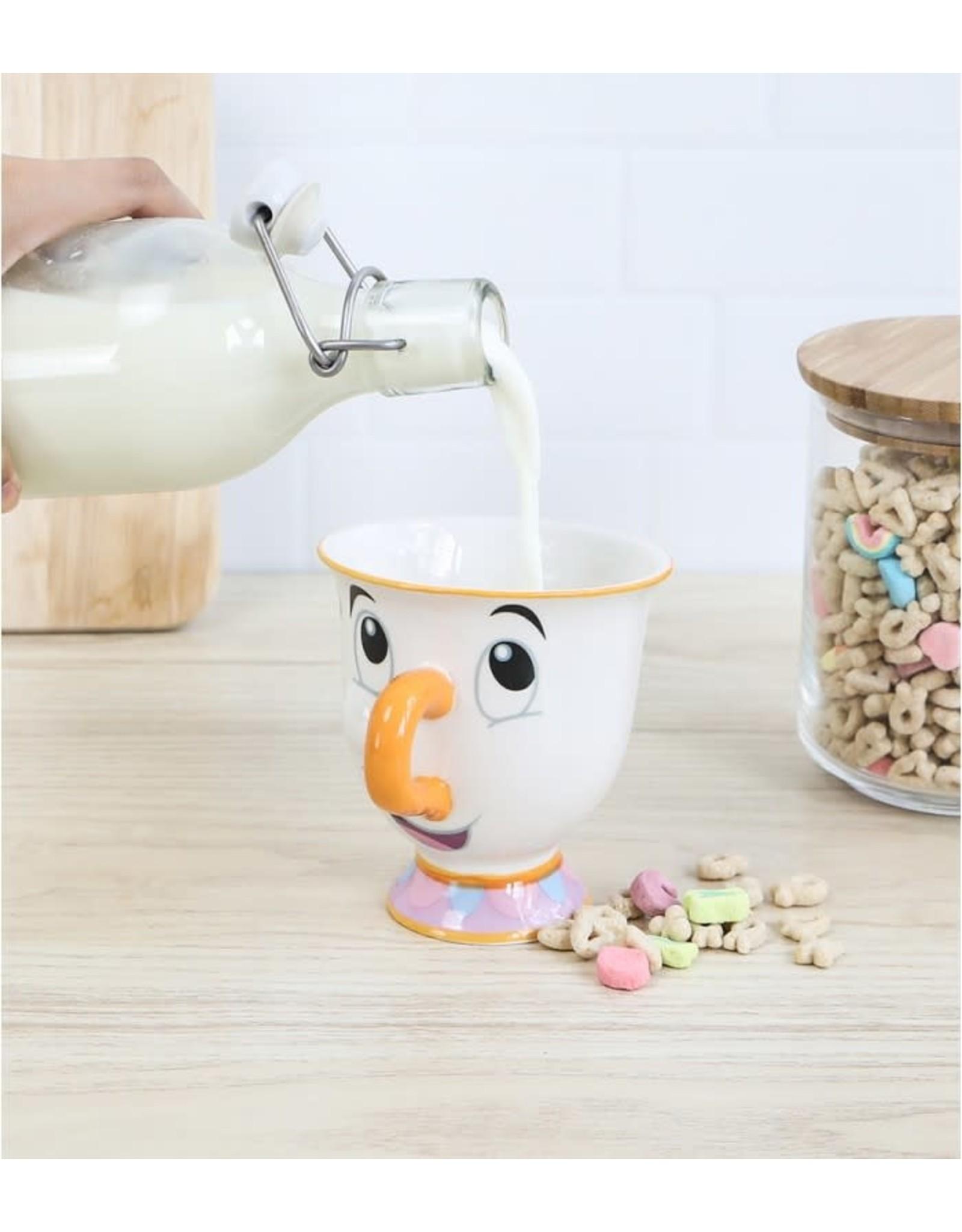 Paladone BEAUTY AND THE BEAST DISNEY Porcelain Mug 300ml - Chip