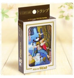Benelic GHIBLI Playing Cards (54 cards) - Castle in the Sky