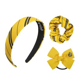 HARRY POTTER - Hufflepuff Hair Accessories set