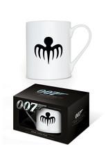 JAMES BOND Bone China Mug 315 ml - Spectre Octopus Logo
