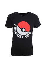 POKEMON - T-Shirt Pokeball KIDS (134/140)