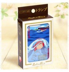 Benelic GHIBLI Playing Cards (54 cards) - Ponyo