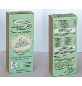 DISNEY - Baby - Dumbo - Soothing Massage Oil - 200ml