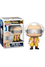 Funko BACK TO THE FUTURE POP! N° 960 - Doc 2015